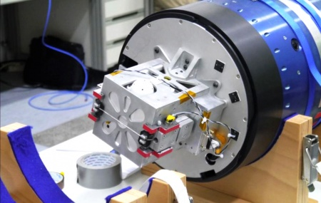 CubeSat under Construction